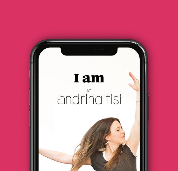 i am by andrina tisi